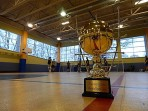 Compétition volley-ball hiver 2015