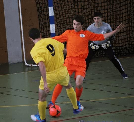 soccer salle
