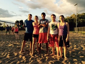beachvolley Goliaths